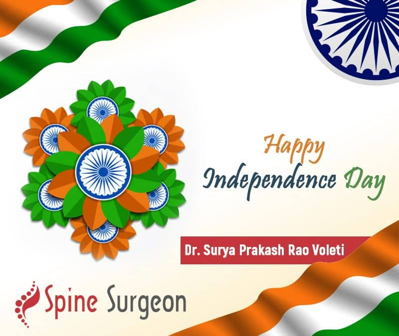 Celebrate the freedom Of Independence to the fullest – Dr. Surya Prakash