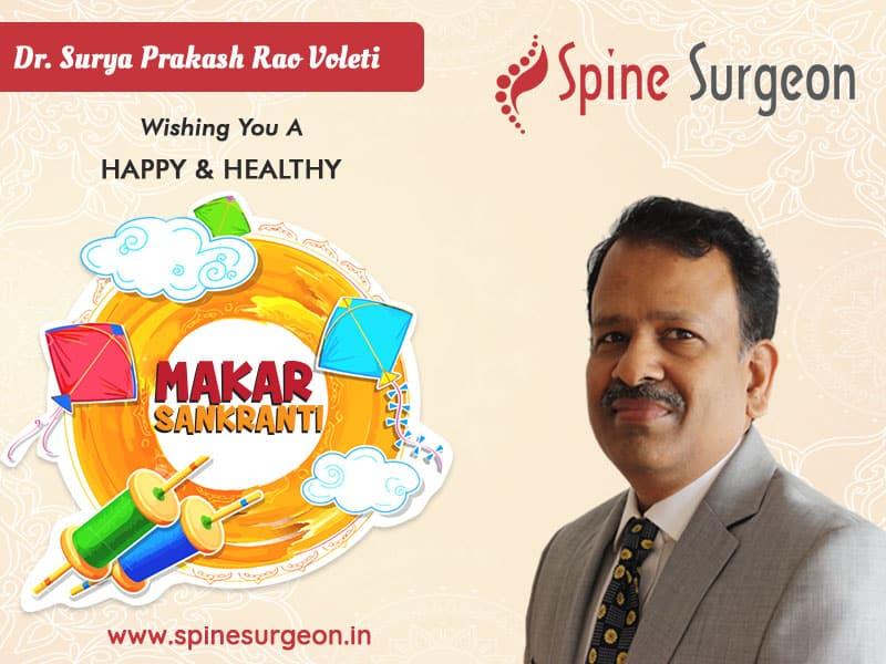 Hope This Makara Sankranti Bring Immense Happiness In Your Life – Dr. Surya Prakash