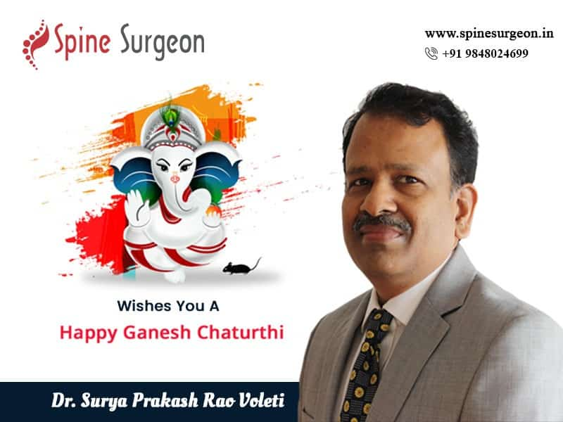 May Lord Ganesha Fill Your Life With Good Health & Happiness – Dr. Surya Prakash